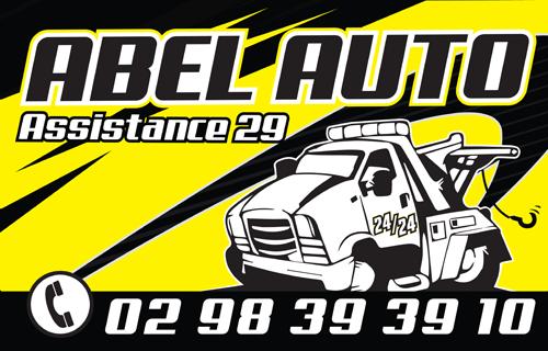 Abel Auto 29, votre dépanneur auto dans les zones Finistère et Morbihan